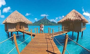 Exotic Honeymoon - Bora Bora &amp; Tahiti