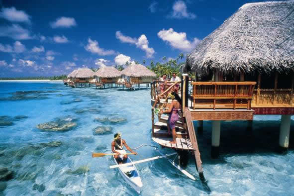 All Inclusive Honeymoon Vacations: Tahiti Honeymoon Packages