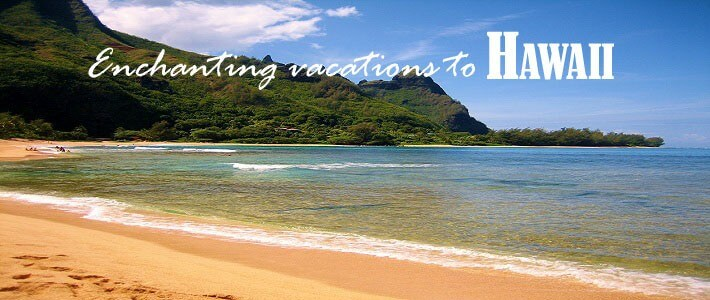 Vacations to Hawaii